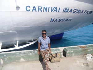 The Bahamas 2012. I was so in love with my animal print leggings. They were comfortable and so on trend.