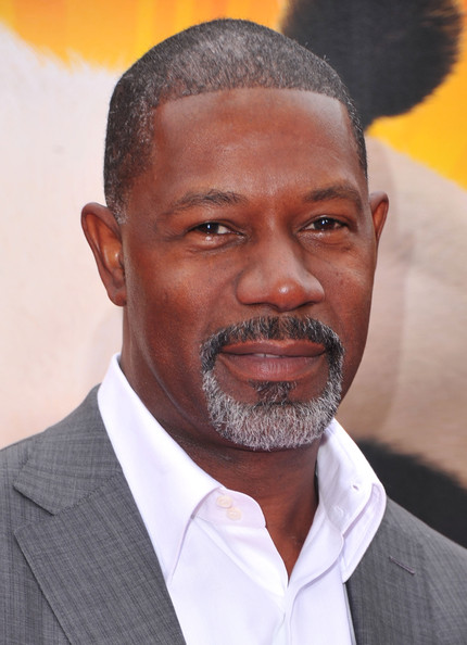 The handsome Dennis Haysbert