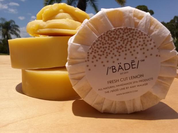 Lemon Fresh All Natural Soap